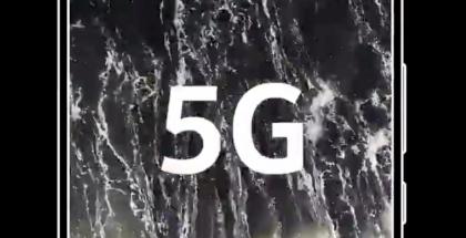 Kuvankaappaus 5G-Nokian ennakkovideolta.