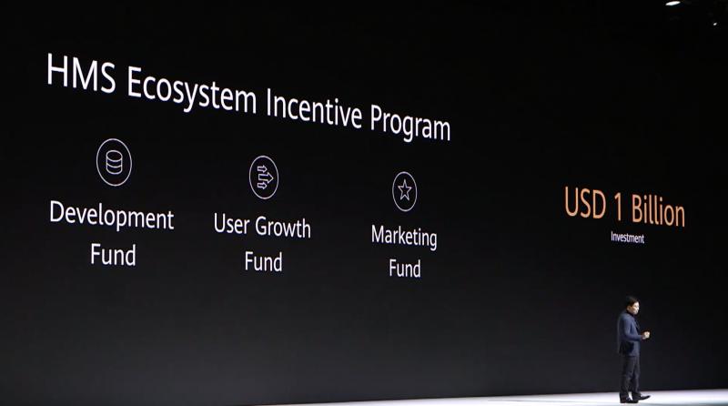 Huawei pyrkii kiihdyttämään yhteistyötä sovelluskehittäjien kanssa miljardipanostuksella.