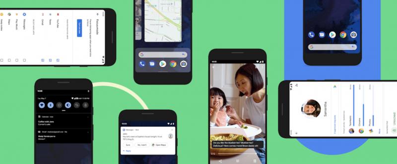 Android 10 tuo paljon uutta.