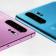 Huawei P30 Pron uudet värivaihtoehdot Misty Lavender ja Mystic Blue.