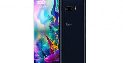LG G8X ThinQ.