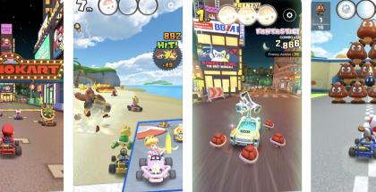 Mario Kart Tour.