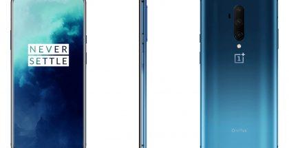 Vuotaneissa kuvissa OnePlus 7T Pro Haze Blue. Kuvat: Ishan Agarwal.