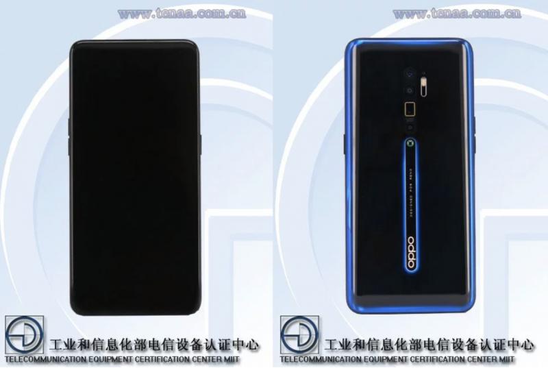 Tuleva Oppo-puhelin mallikoodilla PCKM70 on ilmeisesti mallinimeltään Reno Ace.