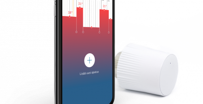 Wattinen-palvelu koostuu älytermostaateista sekä älypuhelinsovelluksesta.