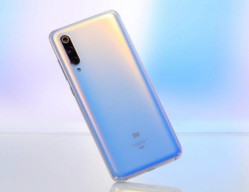 Xiaomi Mi 9 Pro 5G Dream White.