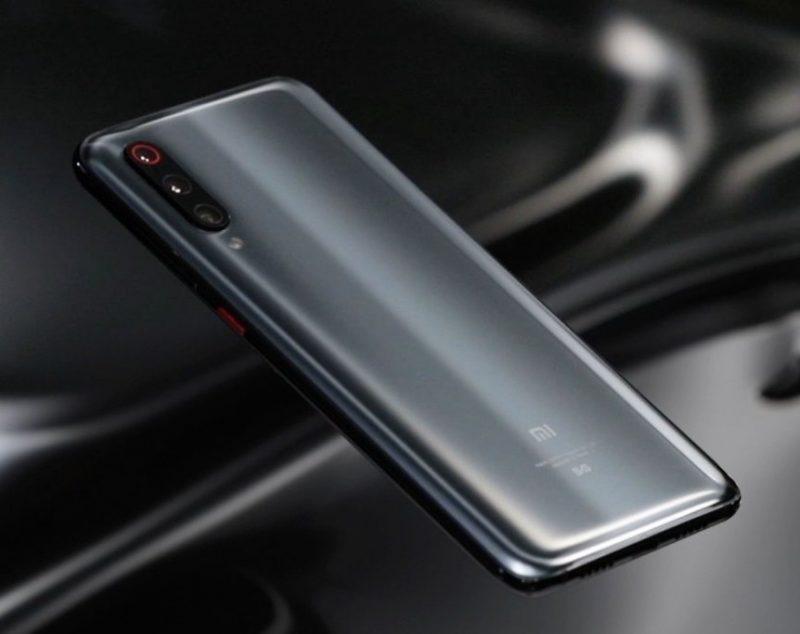 Xiaomi Mi 9 Pro 5G Titanium Black.