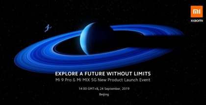 Xiaomi vahvisti tilaisuuden 24. syyskuuta.