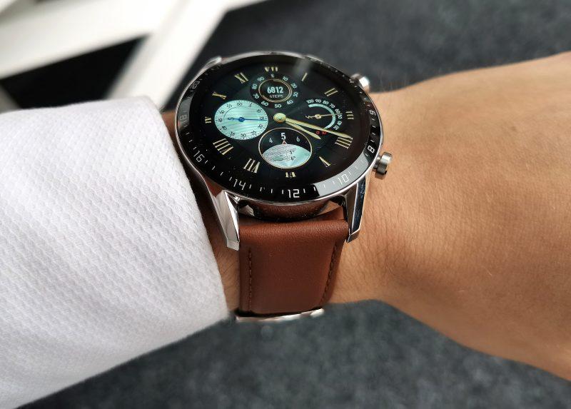 Huawei Watch GT 2 on laadukas älykello.