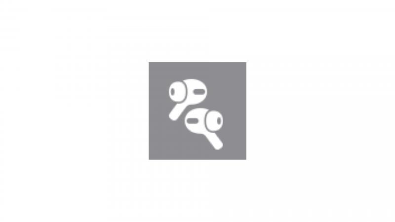 iOS 13.2:n beetatestiversiosta paljastunut uusien AirPods-kuulokkeiden kuvake.