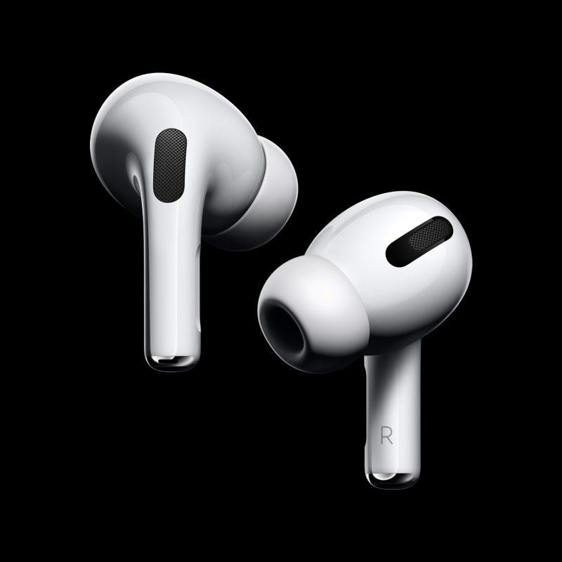 Uudet AirPods Pro -kuulokkeet.