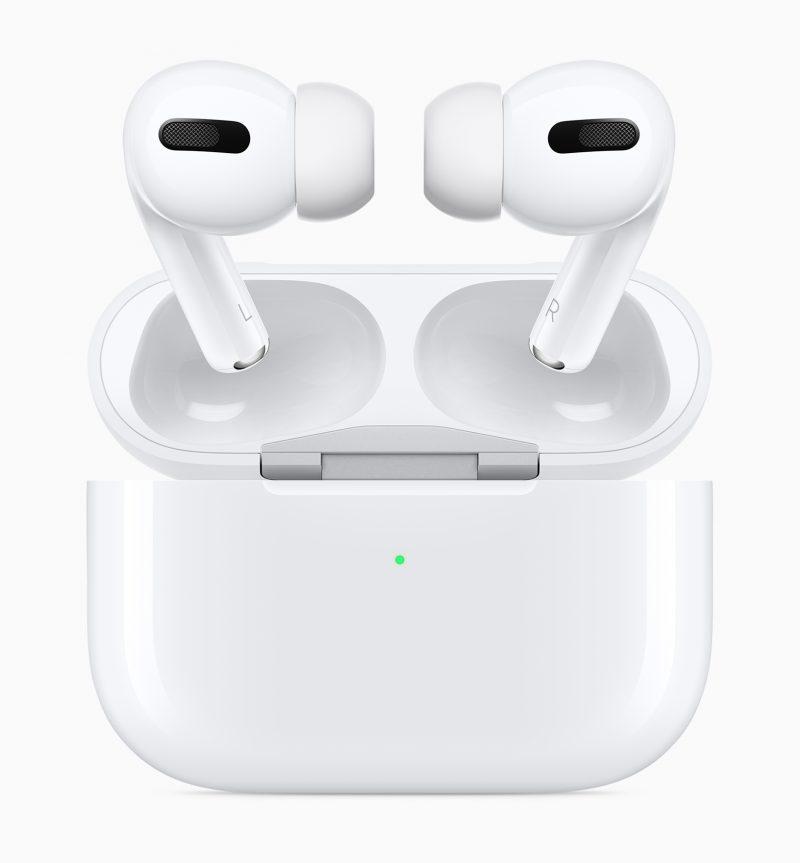 Apple esitteli lokakuun lopulla uudet AirPods Pro -kuulokkeet.