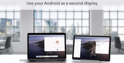 Duet Display on nyt käytettävissä myös Android-laitteiden kanssa.