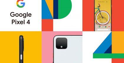 Google Pixel 4.