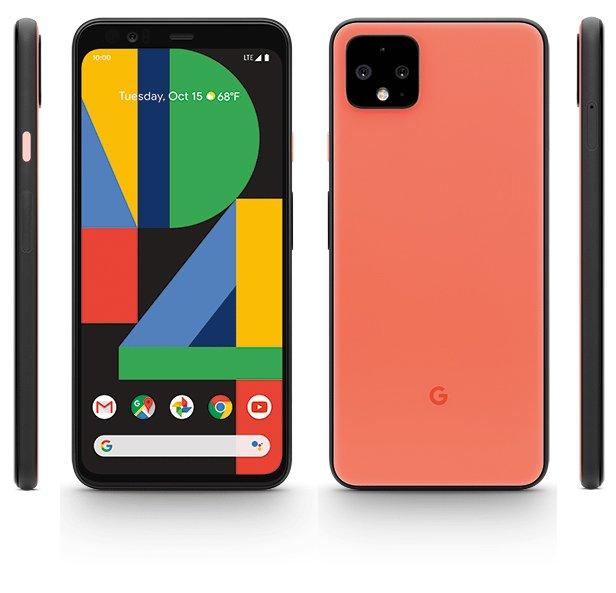 Google Pixel 4 XL, Oh So Orange. Kuva: Evan Blass.