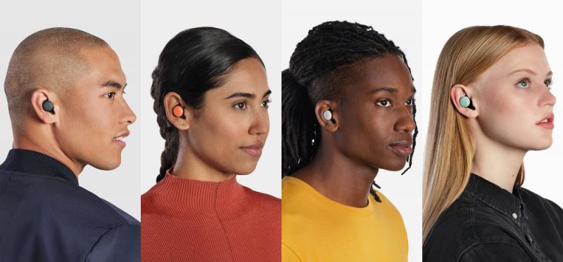 Uudet Pixel Buds -kuulokkeet.