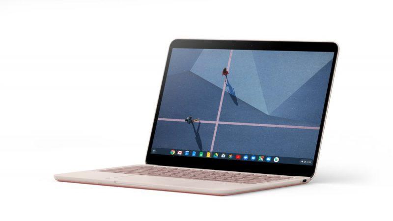 Pixelbook Go Not Pink -värinä.