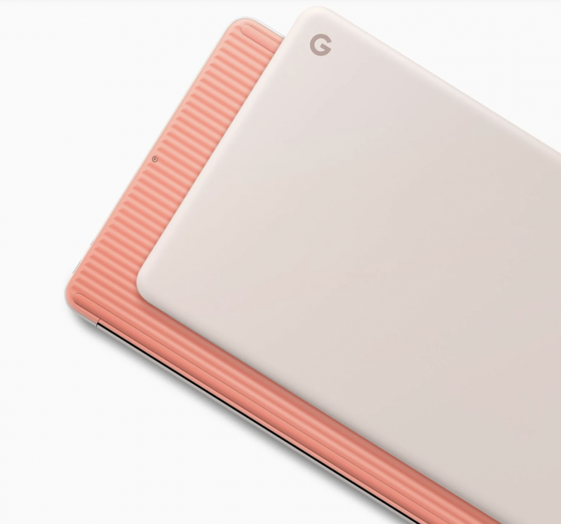 Pixelbook Gon pohja on muotoiltu juovamaisesti.