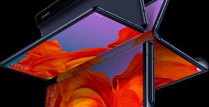 Alkuperäinen Huawei Mate X.