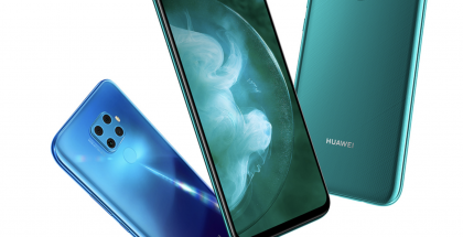 Huawei Nova 5z.