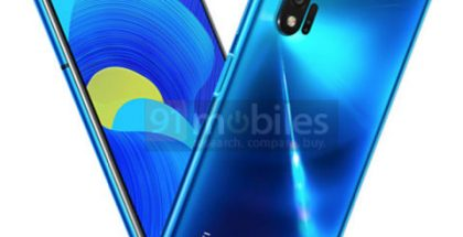 Huawei Nova 6 5G -älypuhelin. Kuva: 91mobiles.