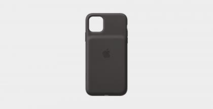 iOS 13.2 -käyttöjärjestelmäversiosta paljastui kuva iPhone 11 -mallien lisäakkukuoresta.