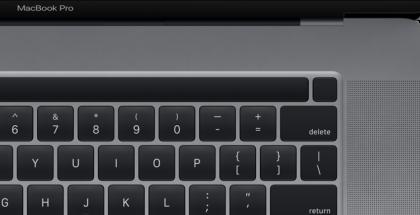 macOS Catalina 10.15.1 -käyttöjärjestelmäversiosta paljastunut kuva uudesta MacBook Prosta.