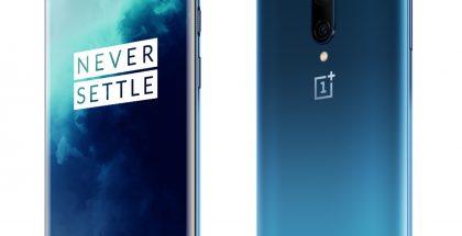 OnePlus 7T Pro Haze Blue.