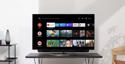 Alkuperäinen OnePlus TV Q1 Pro.
