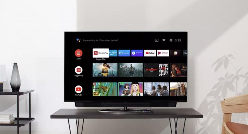 OnePlus TV Q1 Pro.
