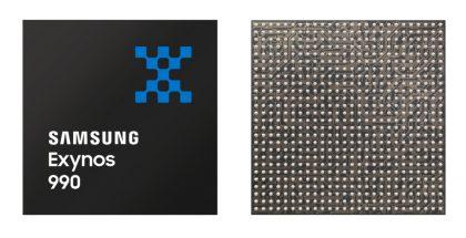 Samsung Exynos 990.