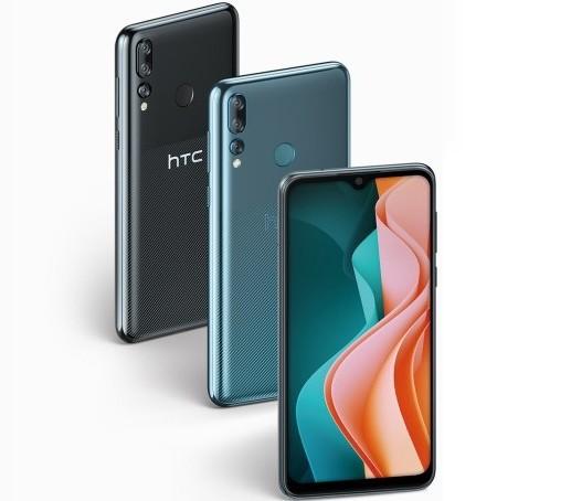 HTC Desire 19s.