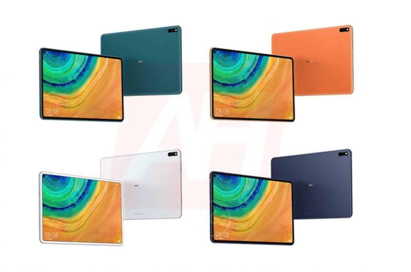 Huawei MatePad Pro. Kuva: Android Headlines.