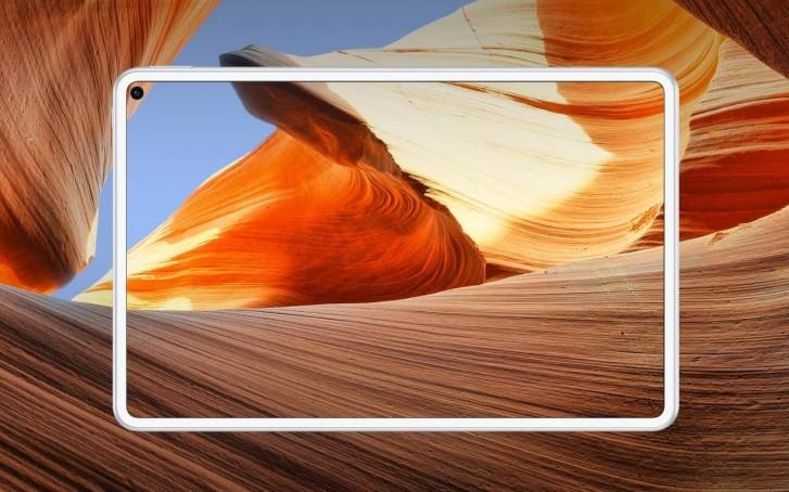 10,8 tuuman näyttöä kiertävät MatePad Prossa 4,9 millimetrin reunukset.