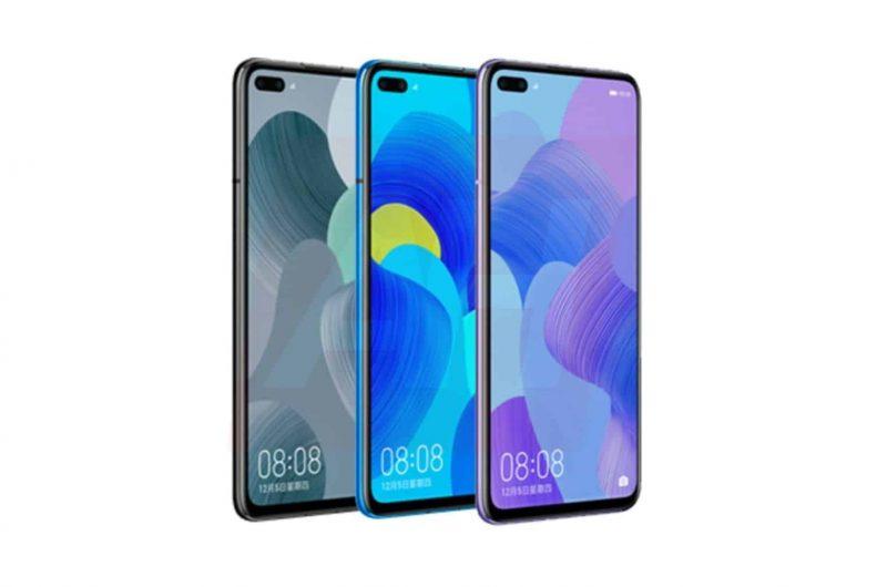 Huawei Nova 6. Kuva: Android Headlines.