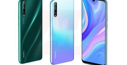 Huawei P Smart 2020. Kuva: Android Headlines.