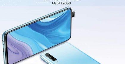 Huawei Y9s.