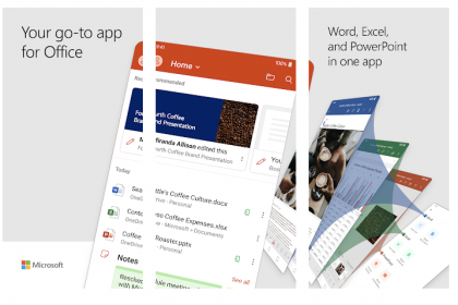 Microsoftilta on tulossa uusi sen toimistosovellukset yhdistävä Office-sovellus Androidille.