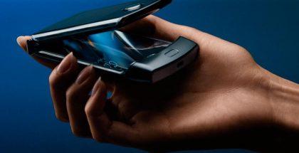 Uusi Motorola razr.