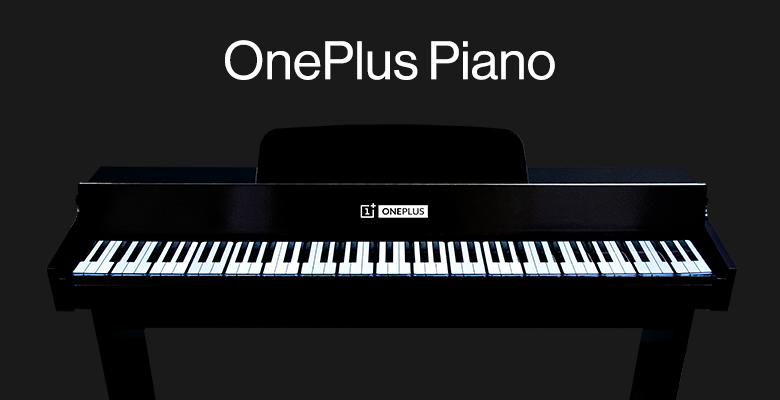 OnePlus Piano.