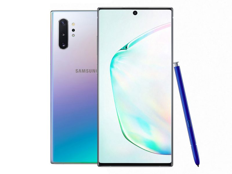 Samsung Galaxy Note10+.