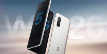 Samsung W20 5G.