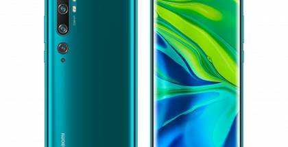 Xiaomi Mi CC9 Pro Premium Edition.
