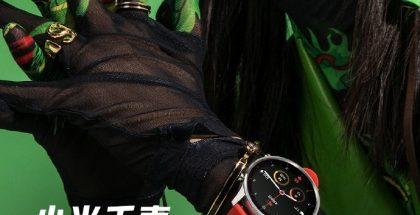 Xiaomi Watch Color jo julkaistussa kuvassa.