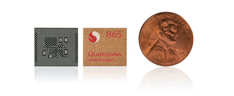 Qualcomm Snapdragon 865.