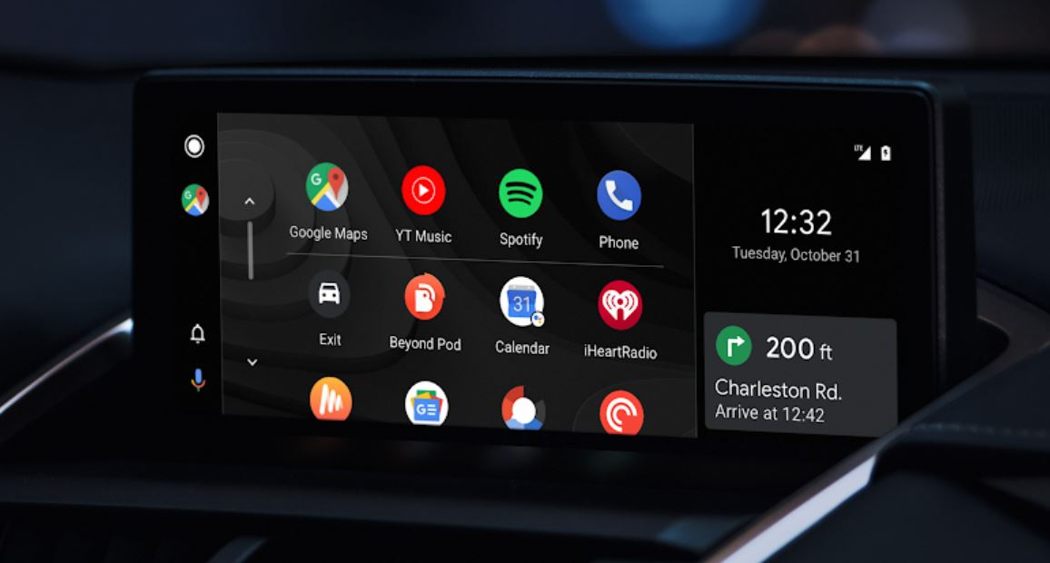 Android Auto.