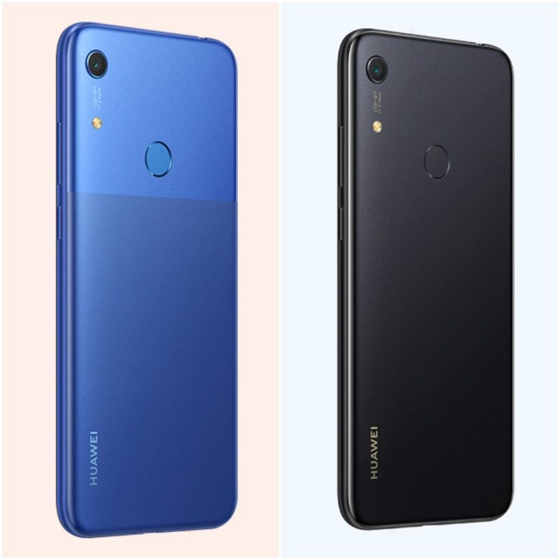 Huawei Y6s:n värivaihtoehdot.