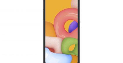 Samsung Galaxy A01.