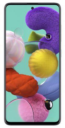 Samsung Galaxy A51. Kuva: Evan Blass.