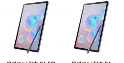 Galaxy Tab S6 5G on uusi versio Samsungin huipputabletista.